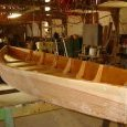 barque de 4m50 en construction